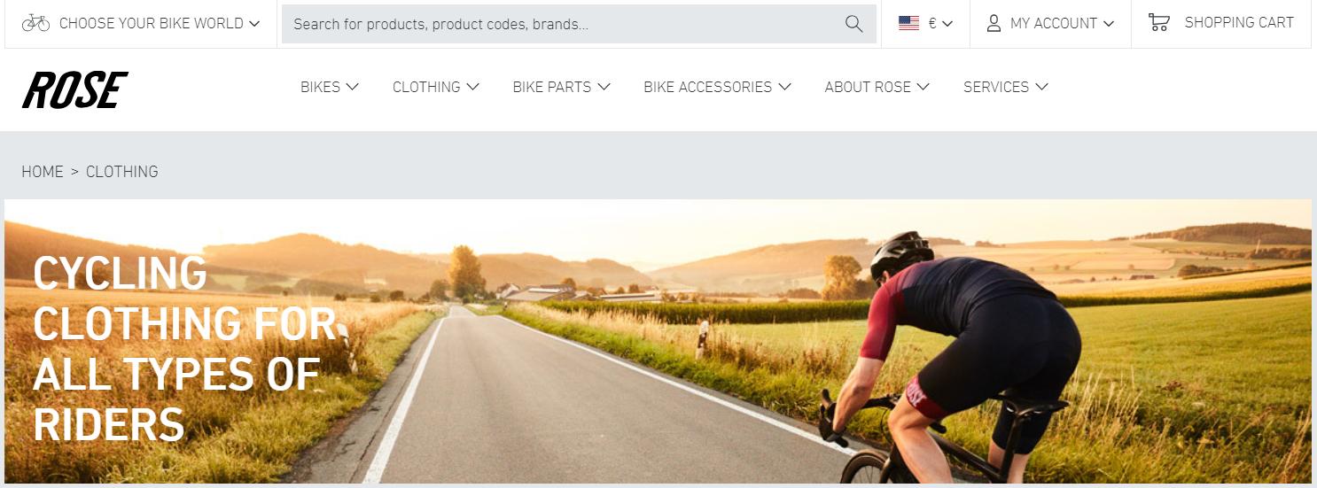 Rose-Bikes-Shop